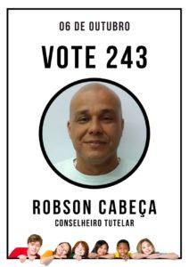 CONSELHO TUTELAR Santos - Robson Cabeça