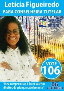 CONSELHO TUTELAR Santos - Letícia Figueiredo